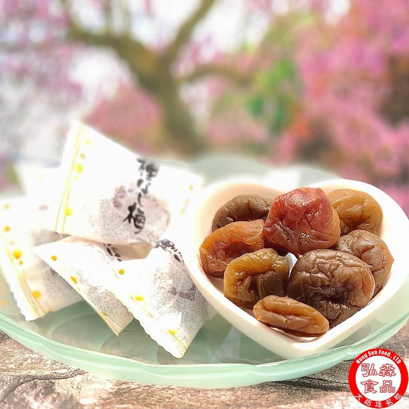 【弘森食品行】乳酸菌風味梅肉( 180公克±5公克)