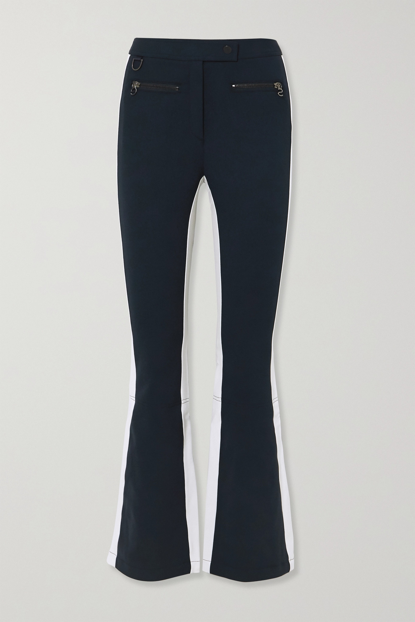 ERIN SNOW - Phia Flared Ski Pants - Blue - US8