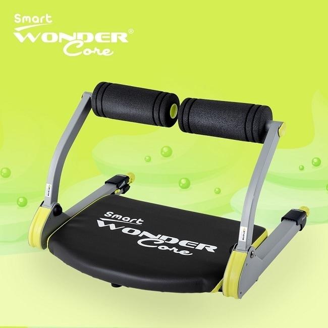 【Wonder Core Smart】全能輕巧健身機嫩芽綠+刻度