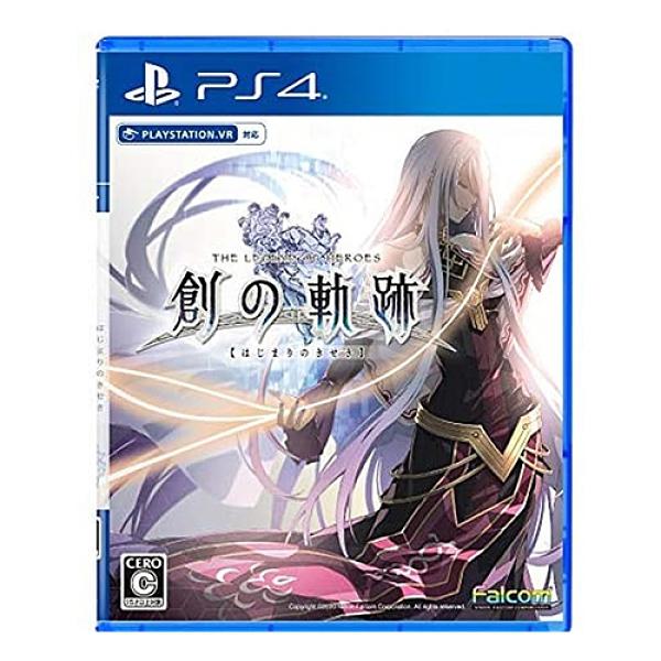 【PS4 遊戲】英雄傳說 創之軌跡《中文版》