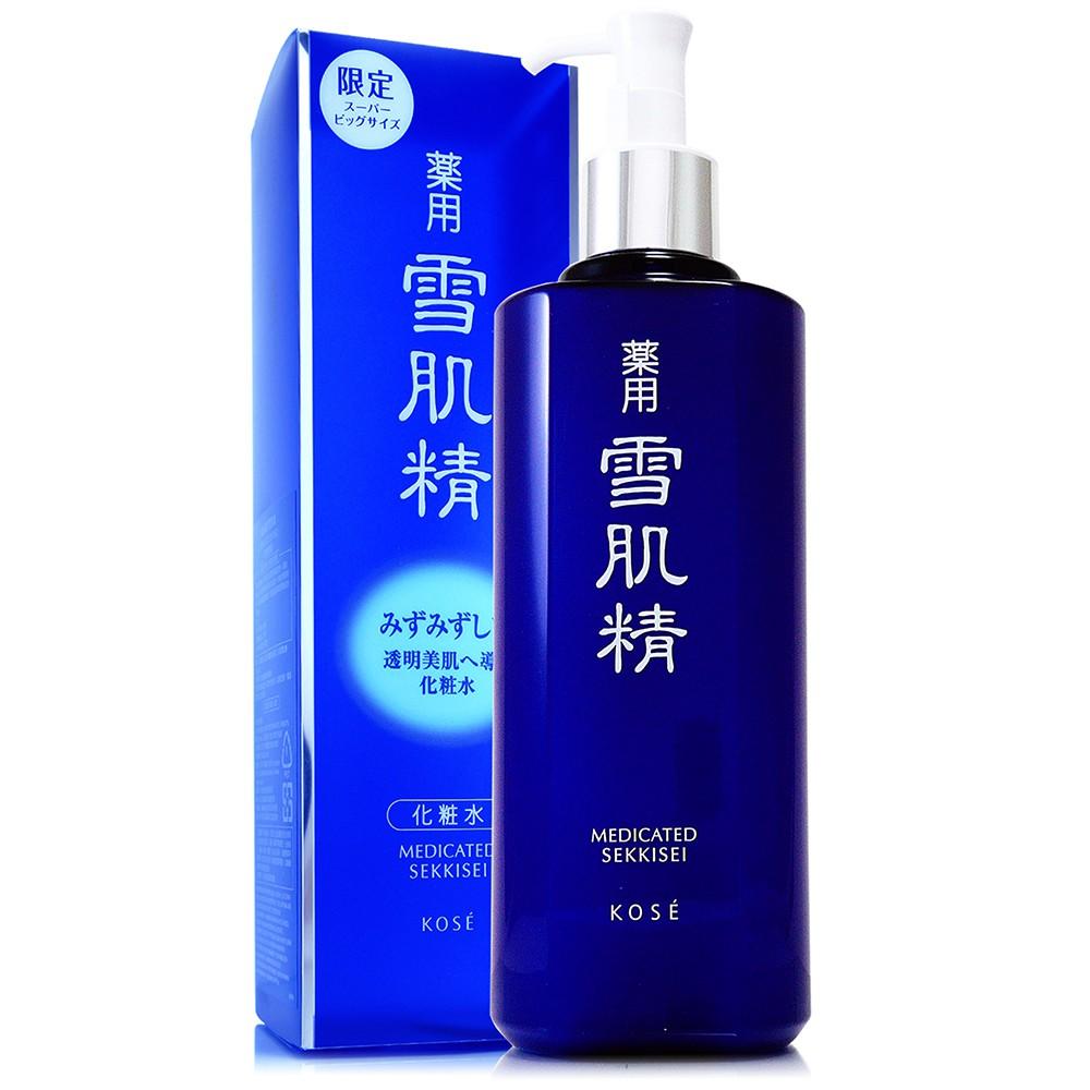 KOSE高絲 雪肌精化妝水500ml限量加大版 - 一般型 (正統公司貨)
