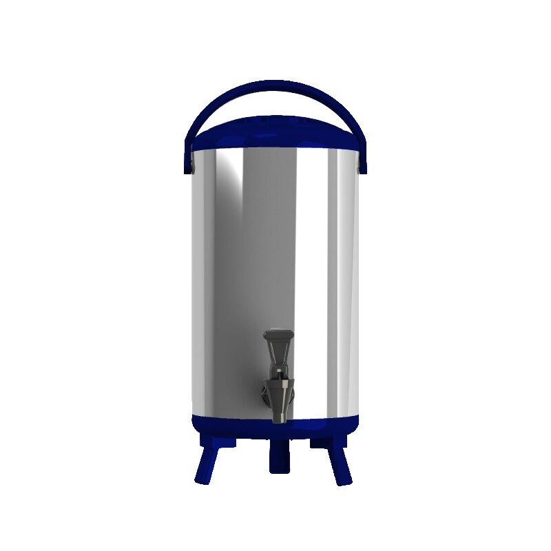 【渥思】日式不鏽鋼保溫保冷茶桶-12公升 [台灣製造 304不鏽鋼內膽]