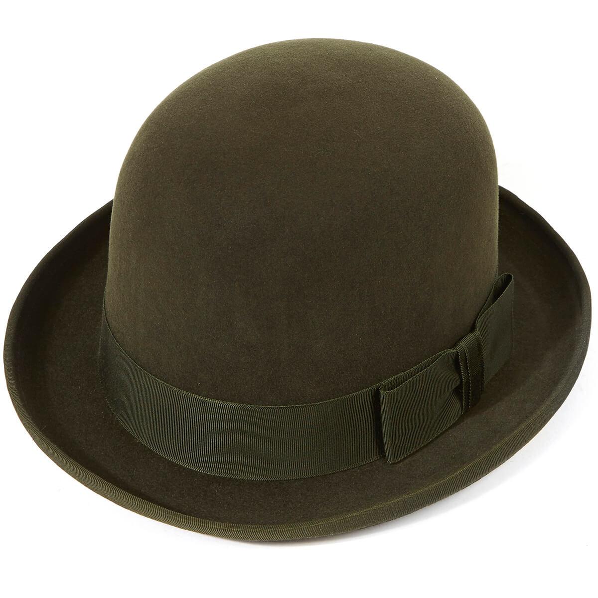 Homburg Hat - Elm - 62cm
