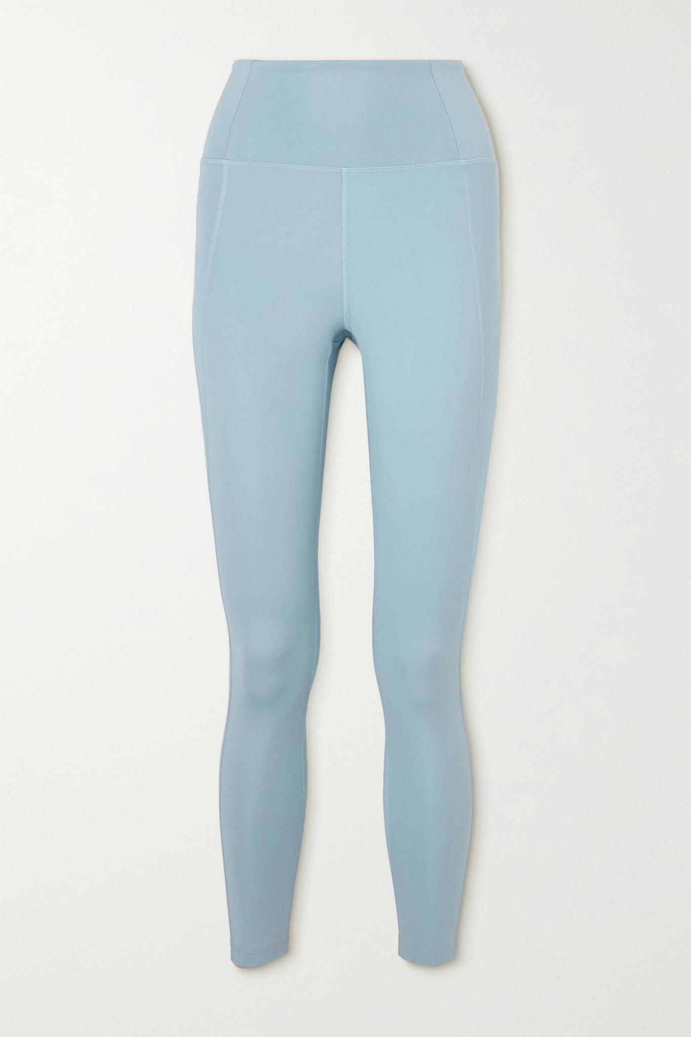 GIRLFRIEND COLLECTIVE - Compressive 弹力紧身运动裤 - 蓝色 - XXS