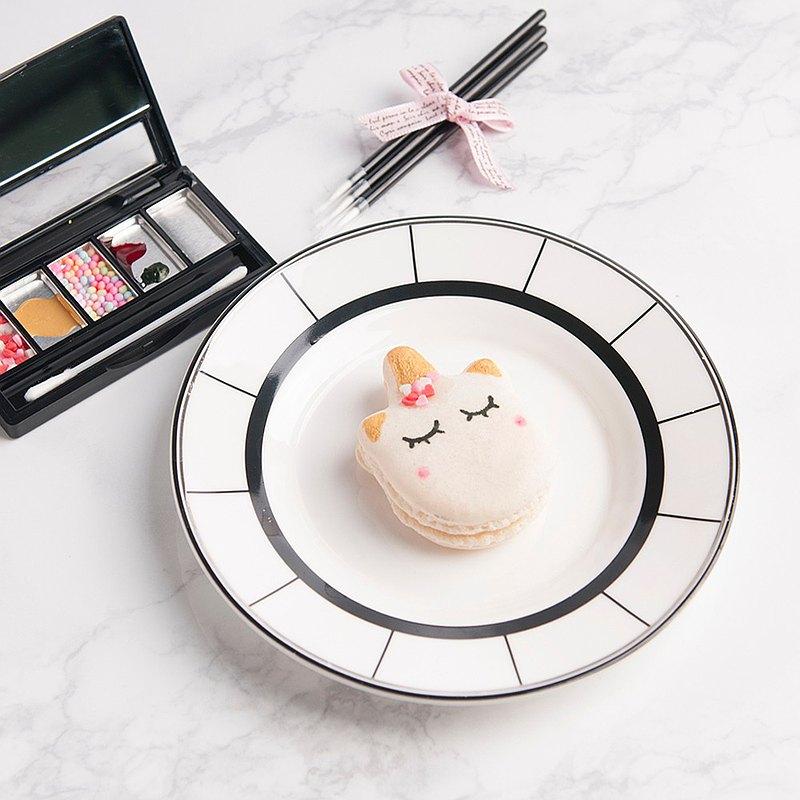 【台北光復店】奇幻萌獸馬卡龍・蛋糕烘焙DIY ・平板教學・附飲品
