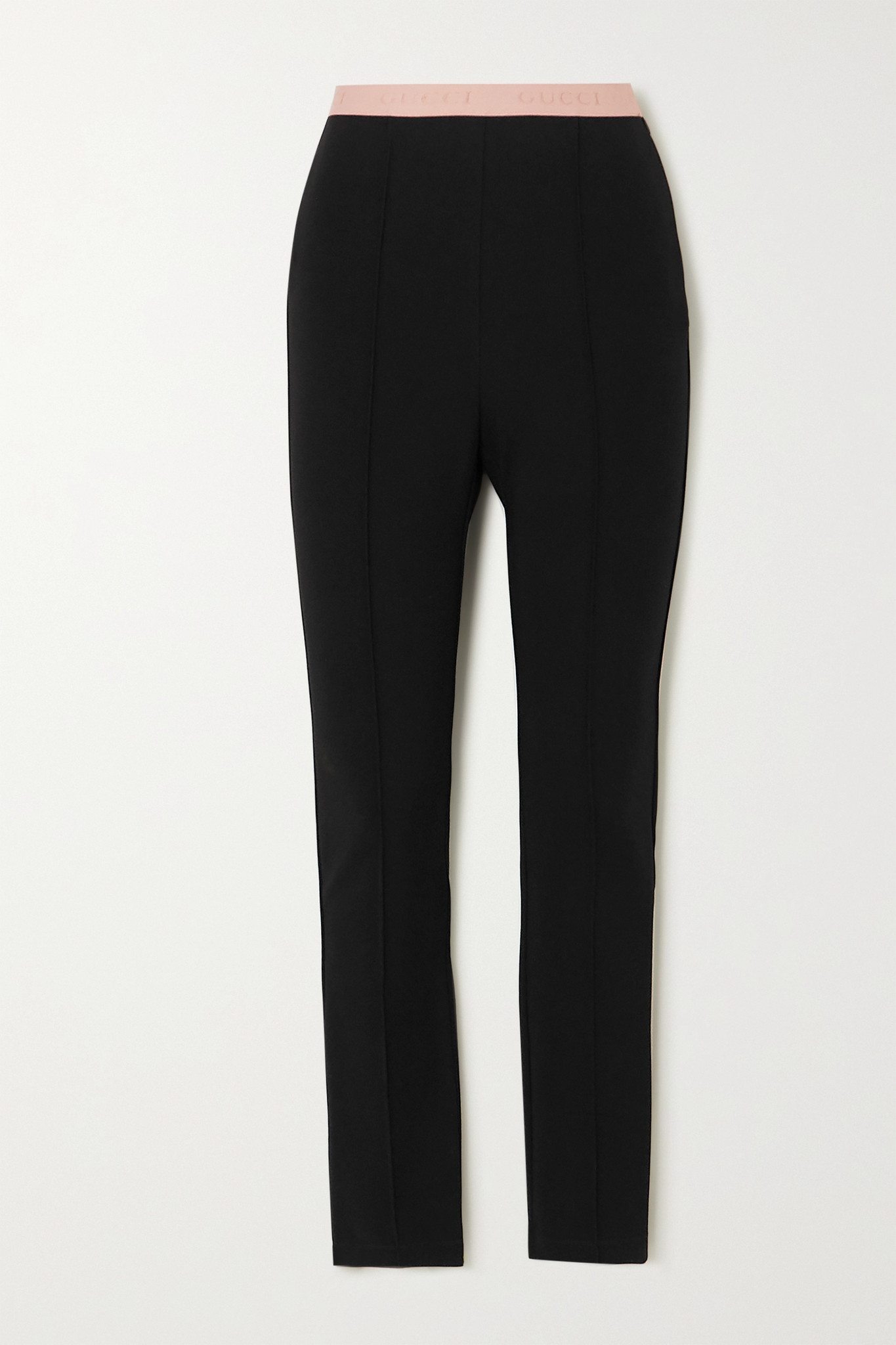 GUCCI - Tech-jersey Leggings - Black - x small