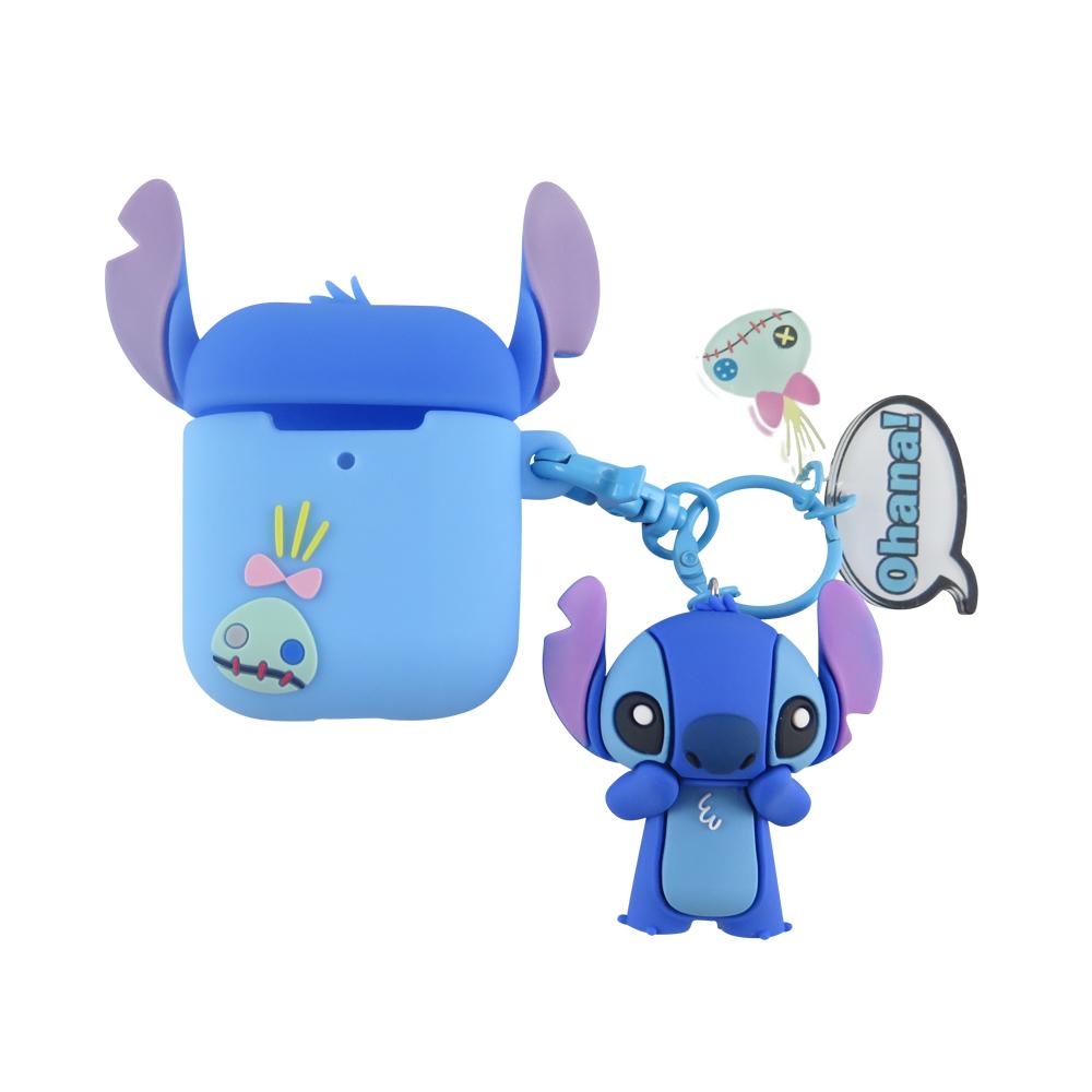 Disney迪士尼Airpods立體公仔保護套_史迪奇