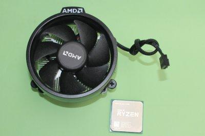 AMD R5 2600六核心/12執行/3+16M(AM4)加贈二手原廠散熱扇&小針管散熱膏~二手價$3500