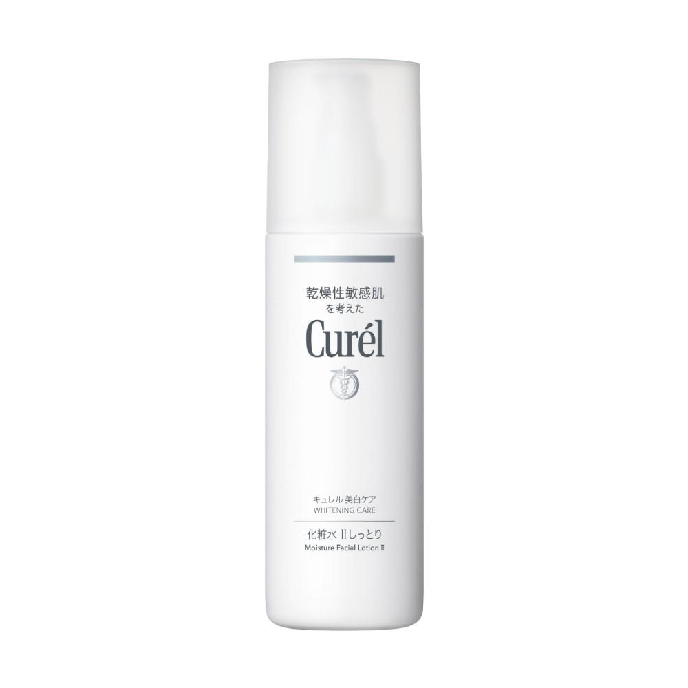 Curel珂潤潤浸美白保濕化粧水II輕潤型【康是美】