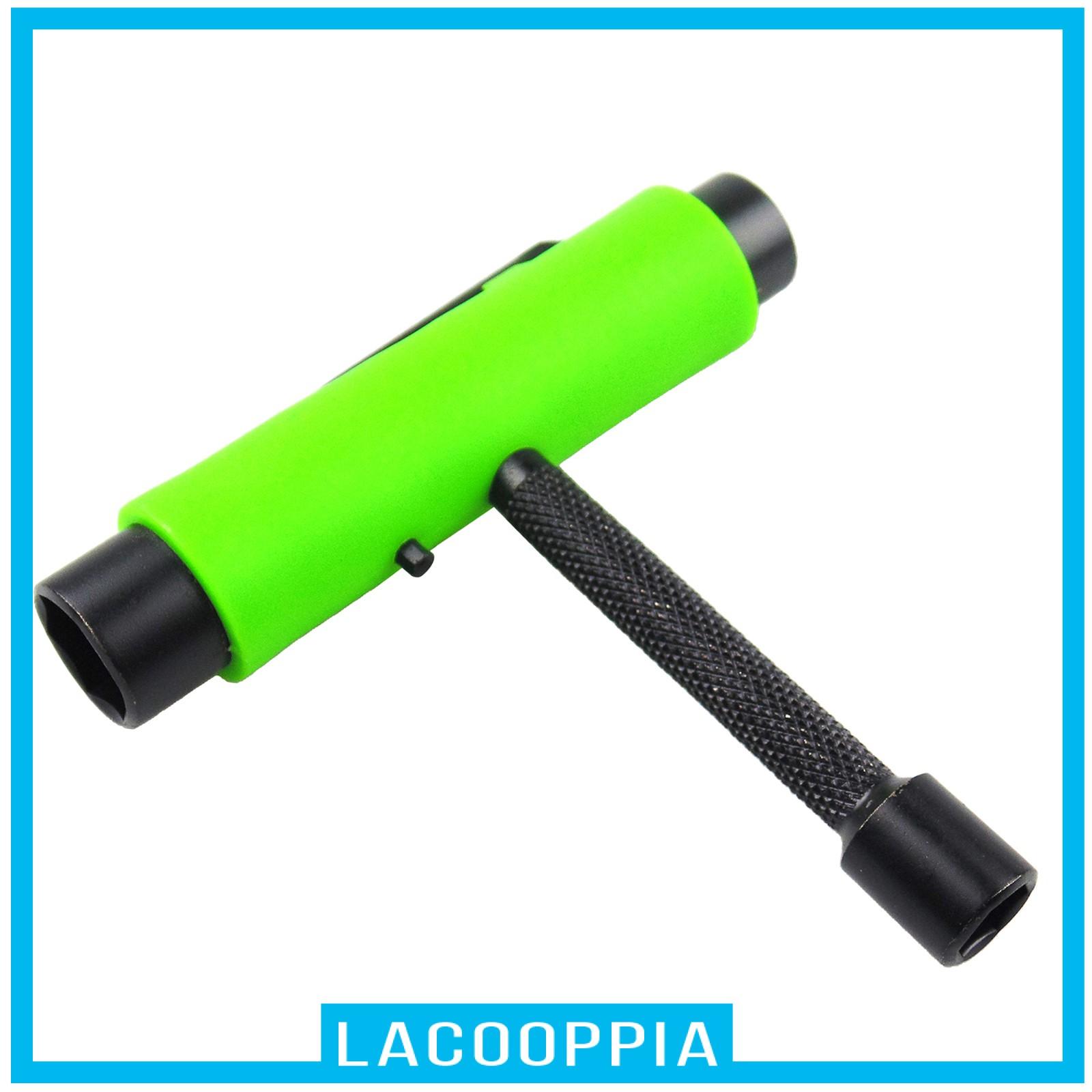 [LACOOPPIA] 迷你滑板T扳手多長板修理T型修理工具