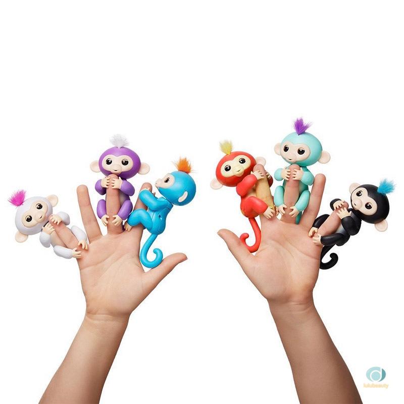 兒童玩具手指猴子智能兒童聖誕節禮物玩具