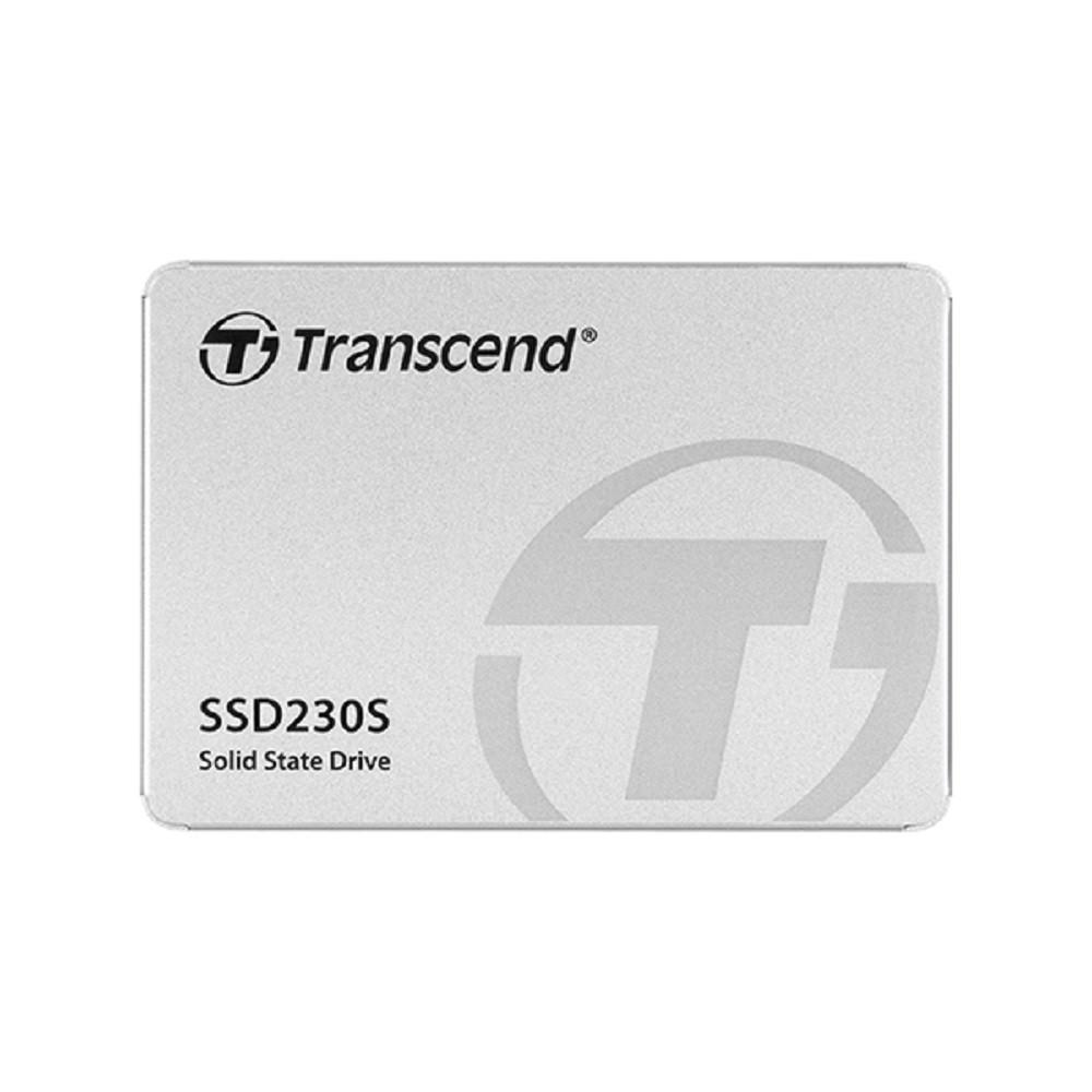 Transcend 創見256GB SSD230S 2.5吋SATA III SSD固態硬碟 贈SATA 排線2條