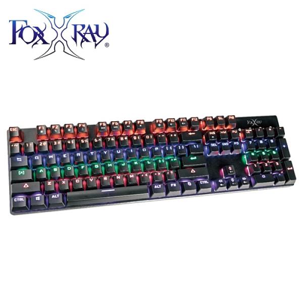 【FOXXRAY 狐鐳】暗冽戰狐機械電競鍵盤(FXR-HKM-37)
