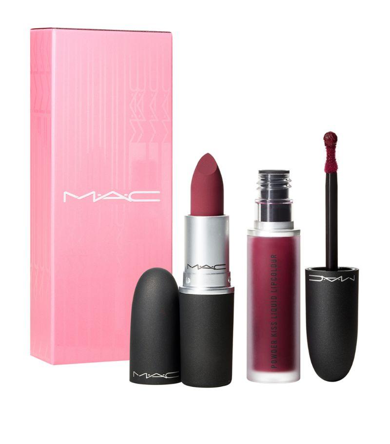 Mac Like Mother Powder Kiss Lip Kit