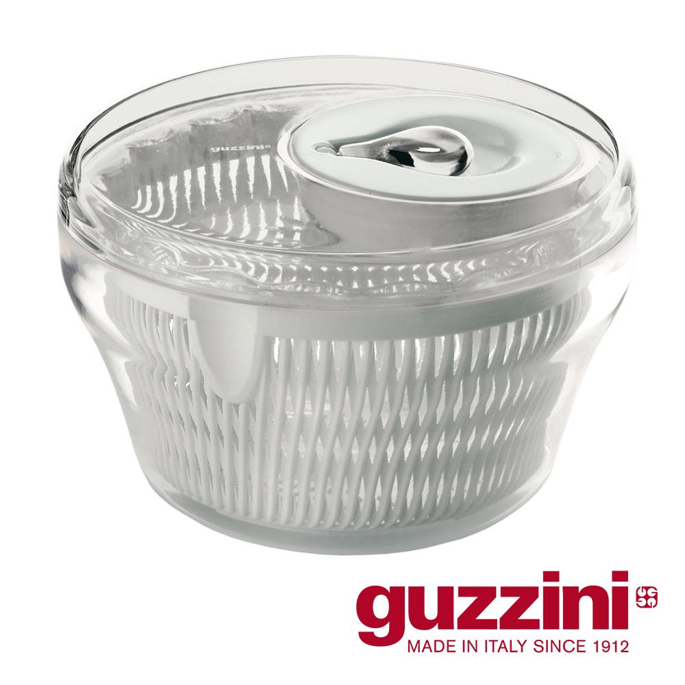 【Guzzini】蔬菜脫水器 - 透明