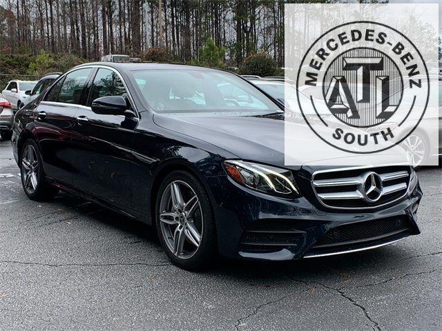 [訂金賣場]Certified 2018 E 300 Sedan