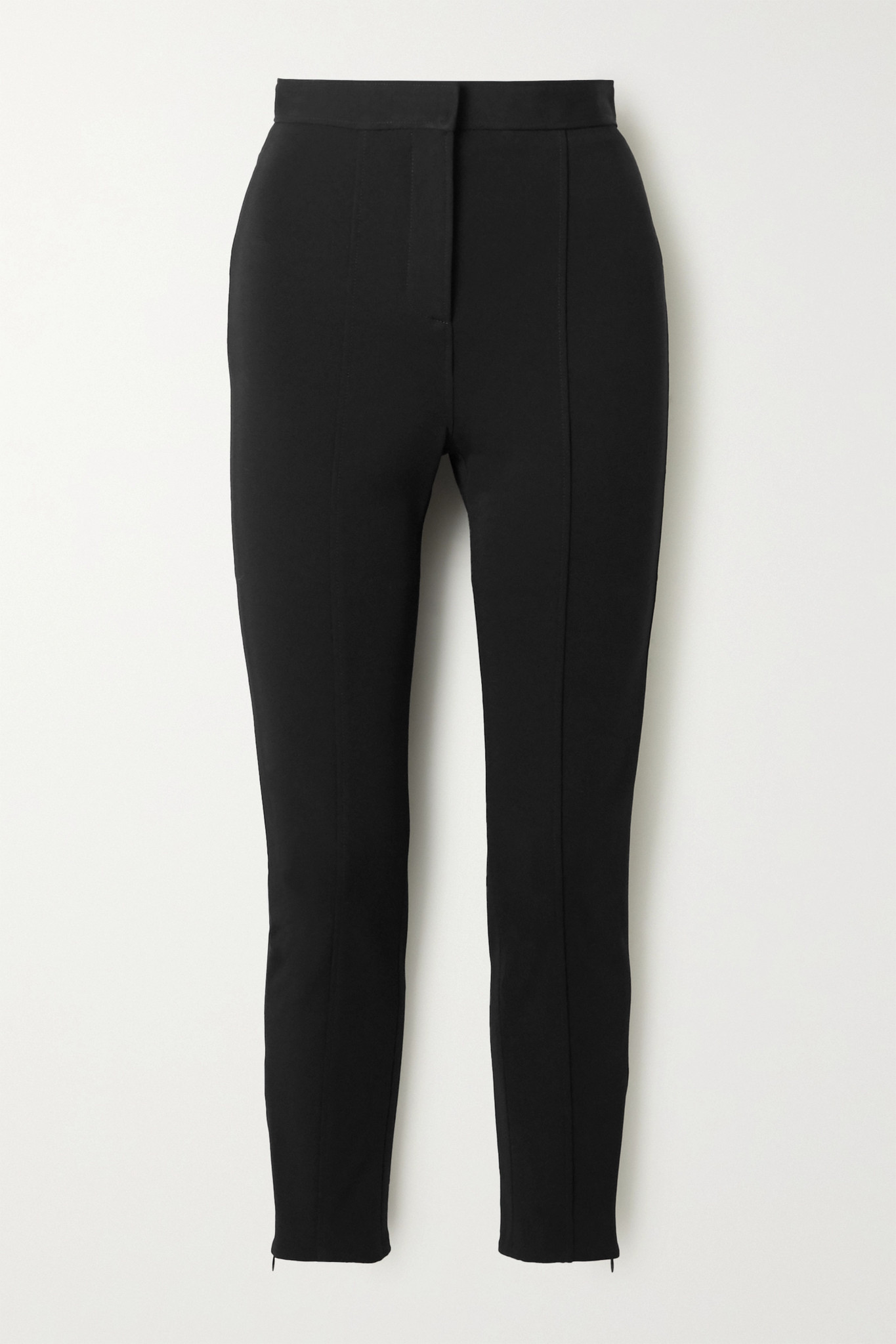 ALTUZARRA - Buddy Stretch-cady Skinny Pants - Black - FR40