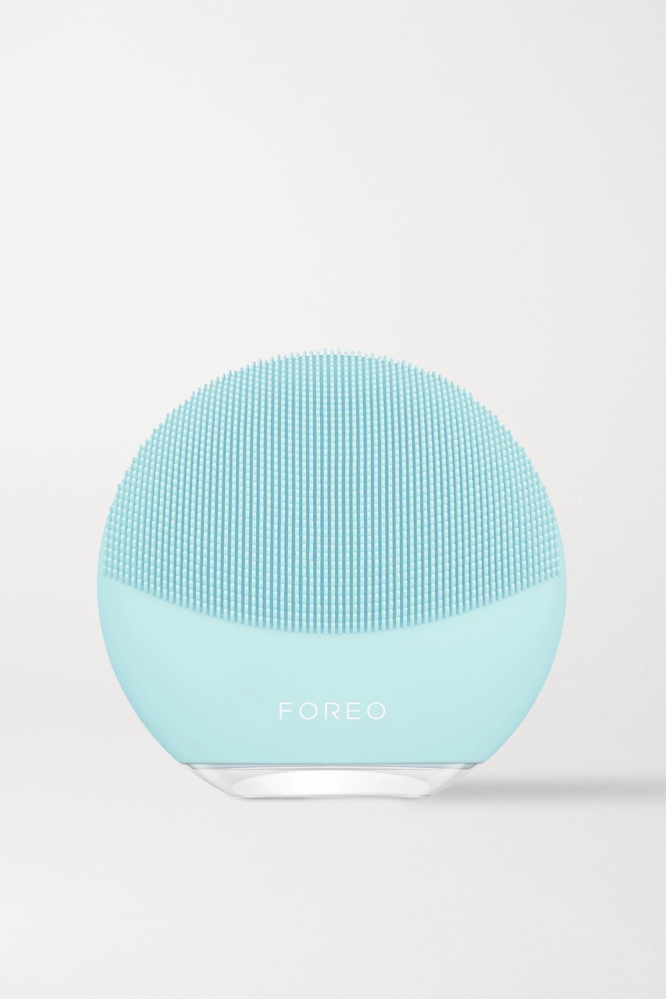 FOREO - Luna Mini 3 迷你双面净透洁面仪(颜色:mint) - 绿色 - one size