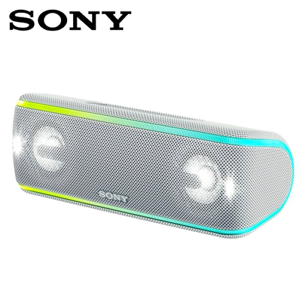 SONY SRS-XB41-W NFC/藍芽 防水隨身喇叭 白色
