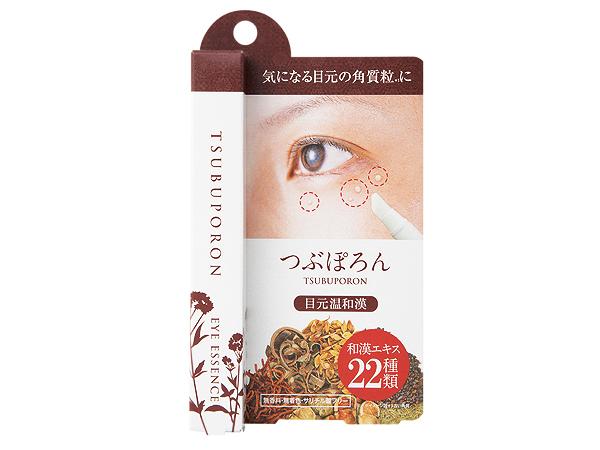 日本白雪姬Tsubuporon 職人修護角質柔軟刷頭溫感凝膠(眼周專用)1.8ml【D673144】