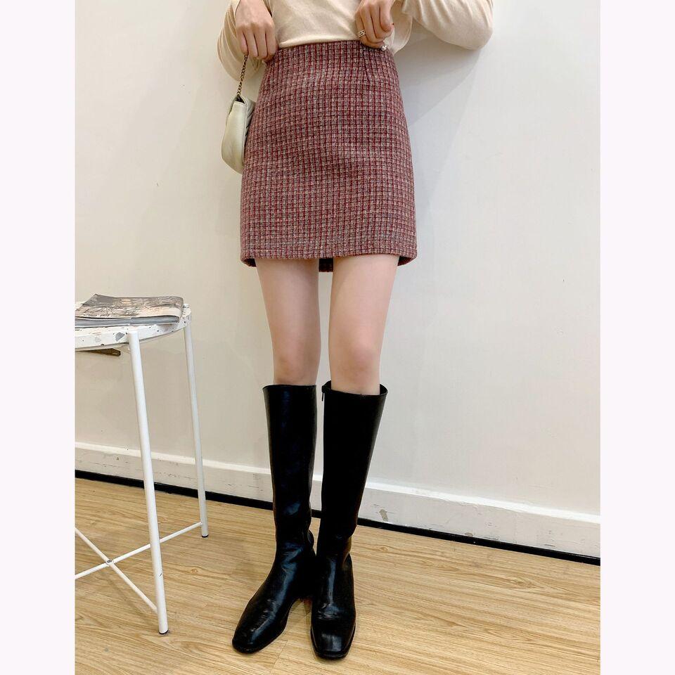 【missy shop】夢想雪橇裙-X894