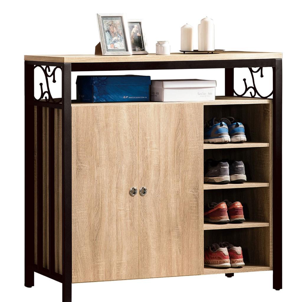 【121.2cm鞋櫃-A422-5】玄關櫃 收納櫃 置物櫃 屏風櫃 鞋櫃 儲藏櫃 【金滿屋】