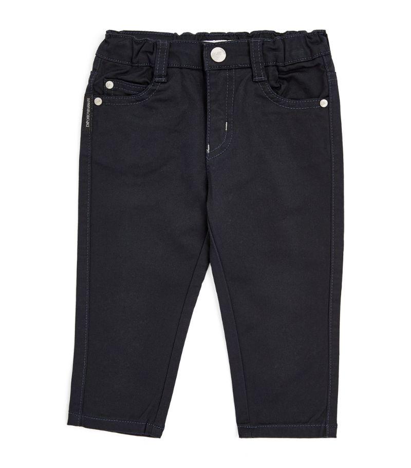 Emporio Armani Kids Straight-Leg Jeans (6-36 Months)