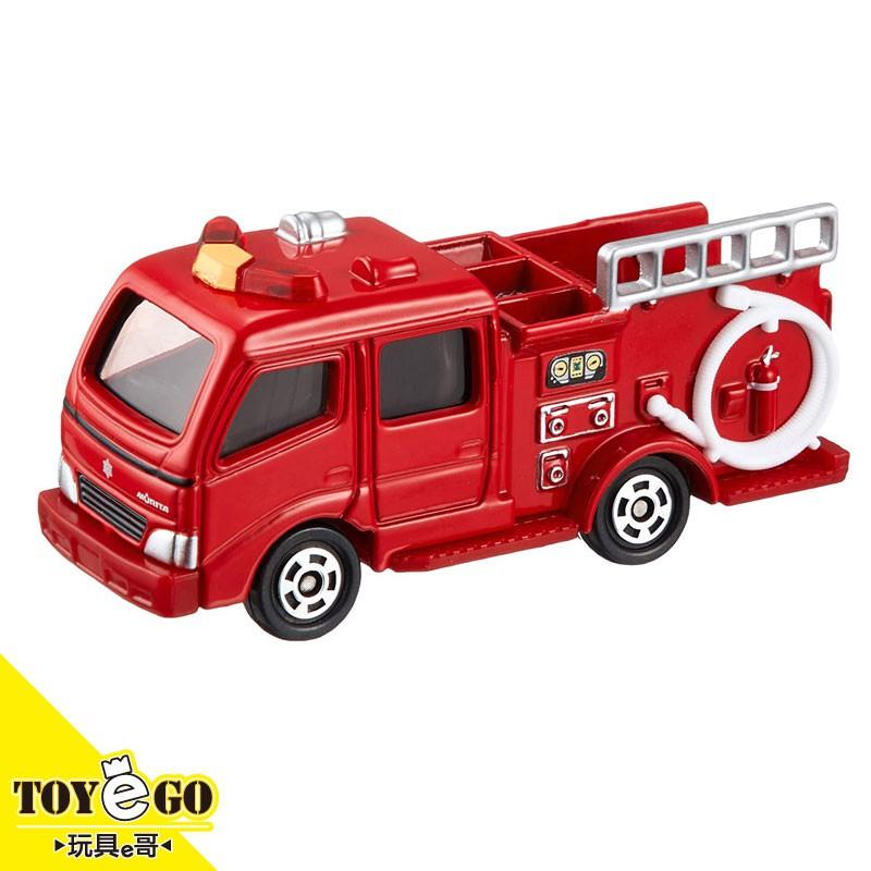 TOMICA 小車 41 MORITA CD-1 紅色消防車 玩具e哥 65454