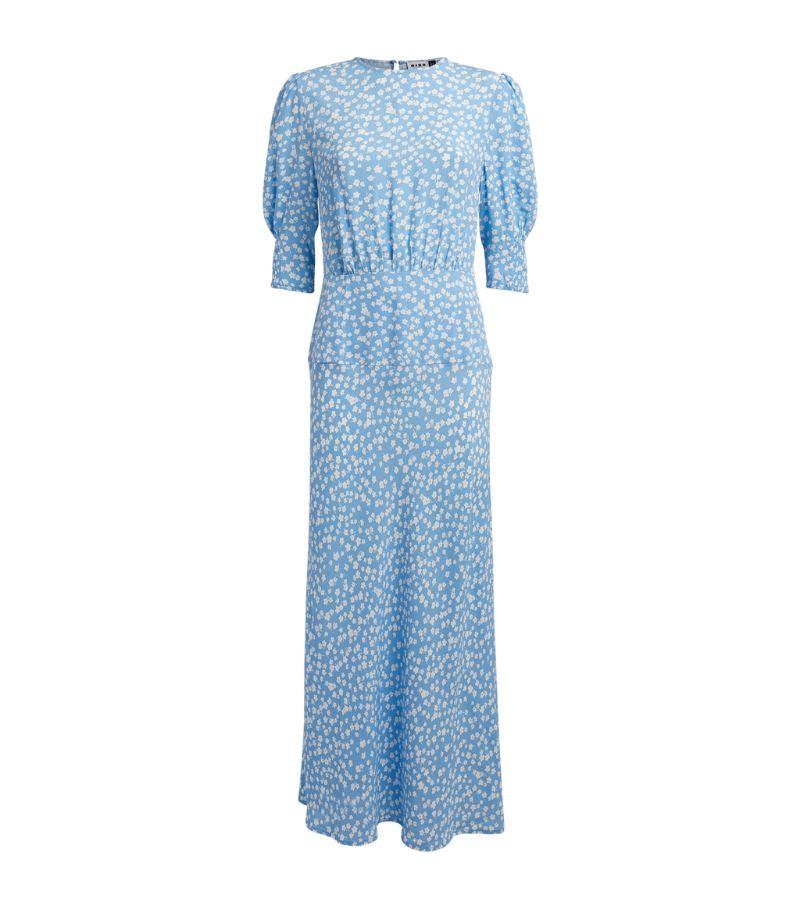 Rixo Lucile Floral Dress