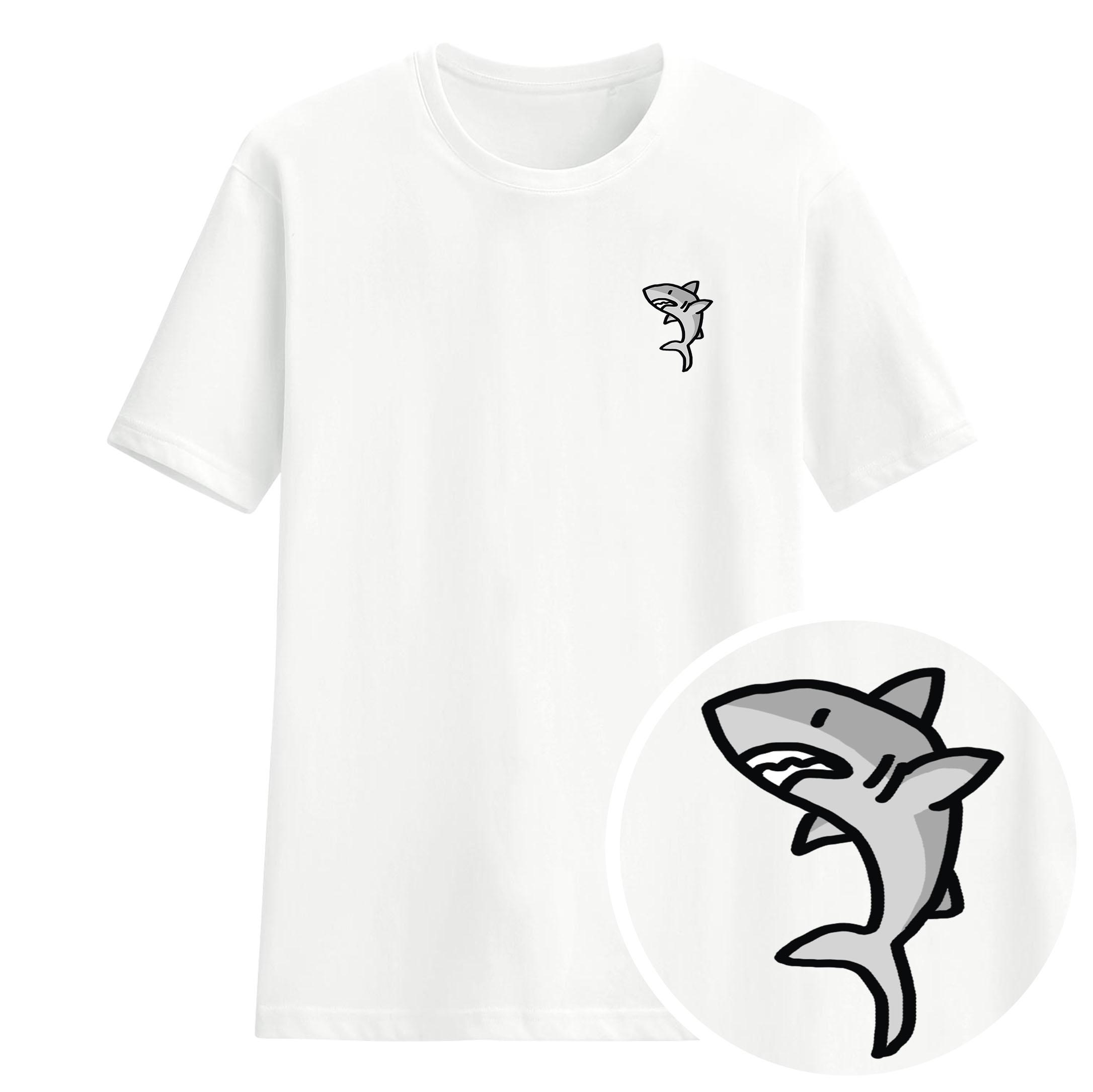 假裝我是海豚短袖衫-GT30
