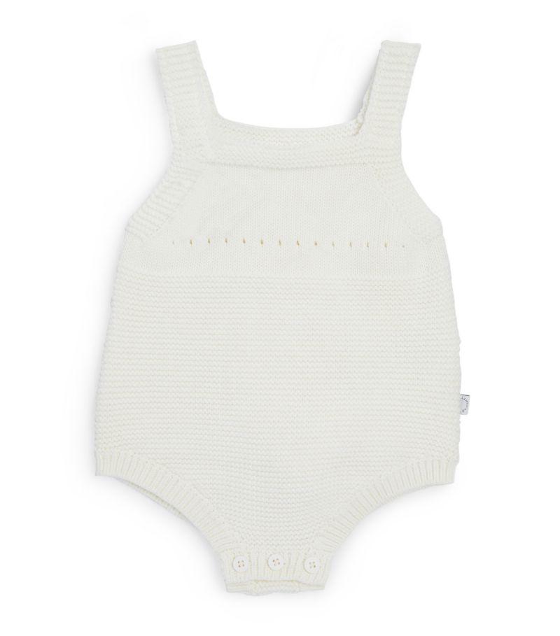 Stella Mccartney Kids Cotton-Rich Bunny Bodysuit (3-24 Months)