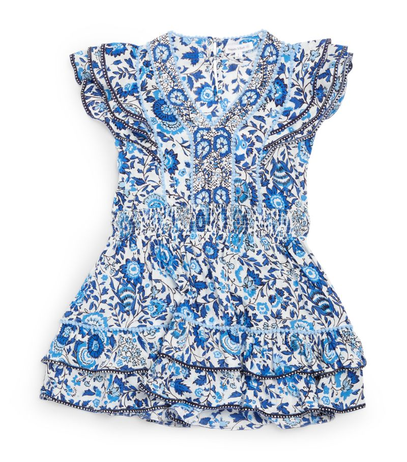 Poupette St Barth Kids Floral Camila Dress (5-12 Years)