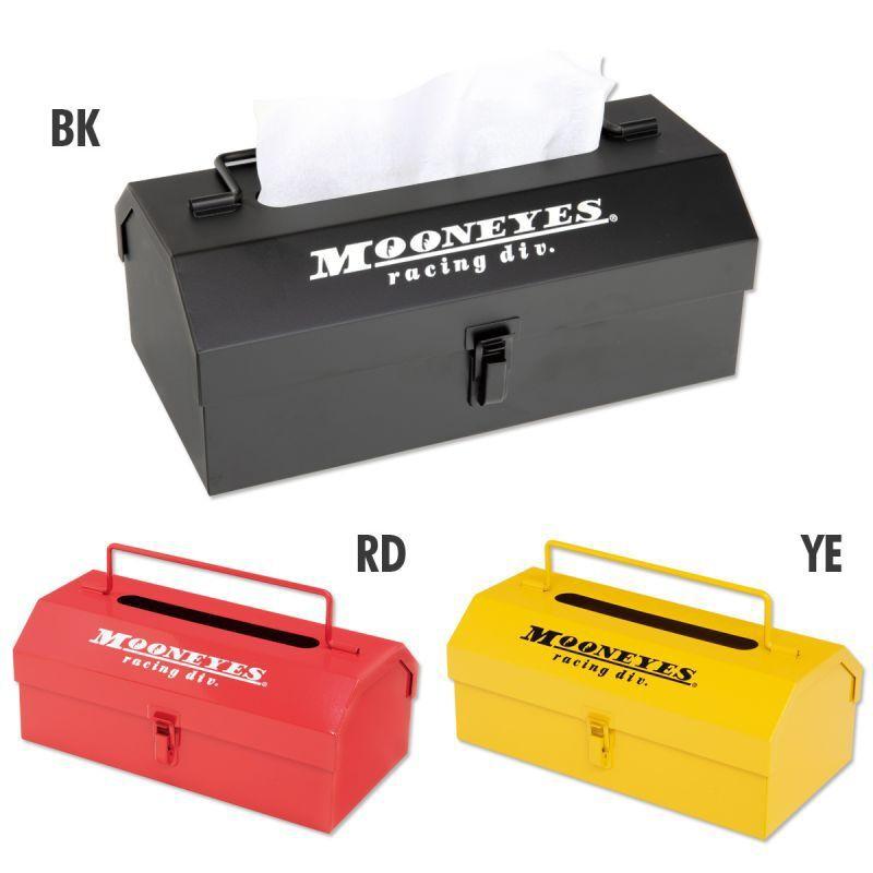 【MOONEYES】 MOONEYES 工具箱造型 衛生紙盒 也可以當收納盒唷 [MG896]