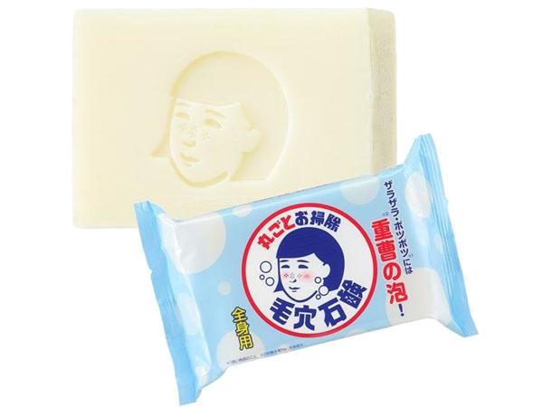 石澤研究所~毛穴撫子 碳酸氫納石鹼全身用去角質肥皂(155g)【D018133】石鹼