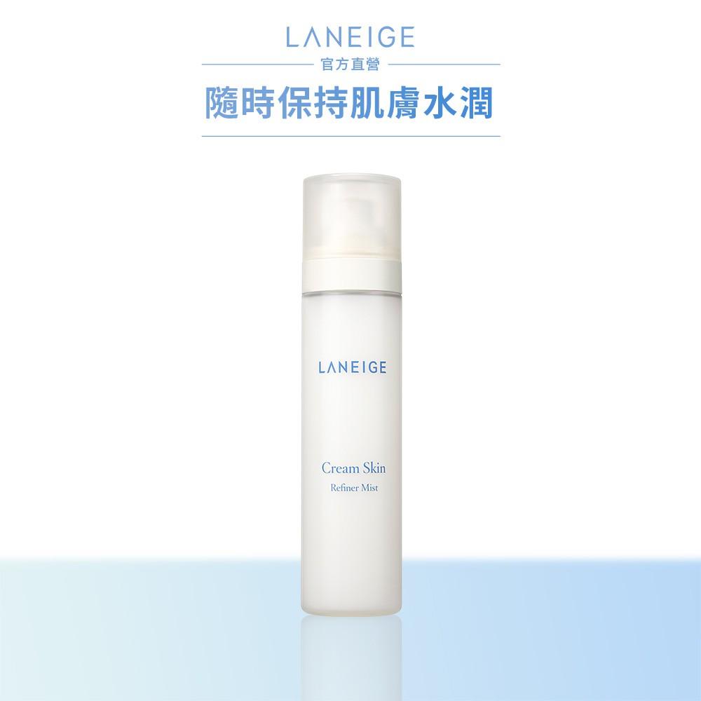 LANEIGE 蘭芝 白茶保濕牛奶水噴霧 120ml 官方旗艦店