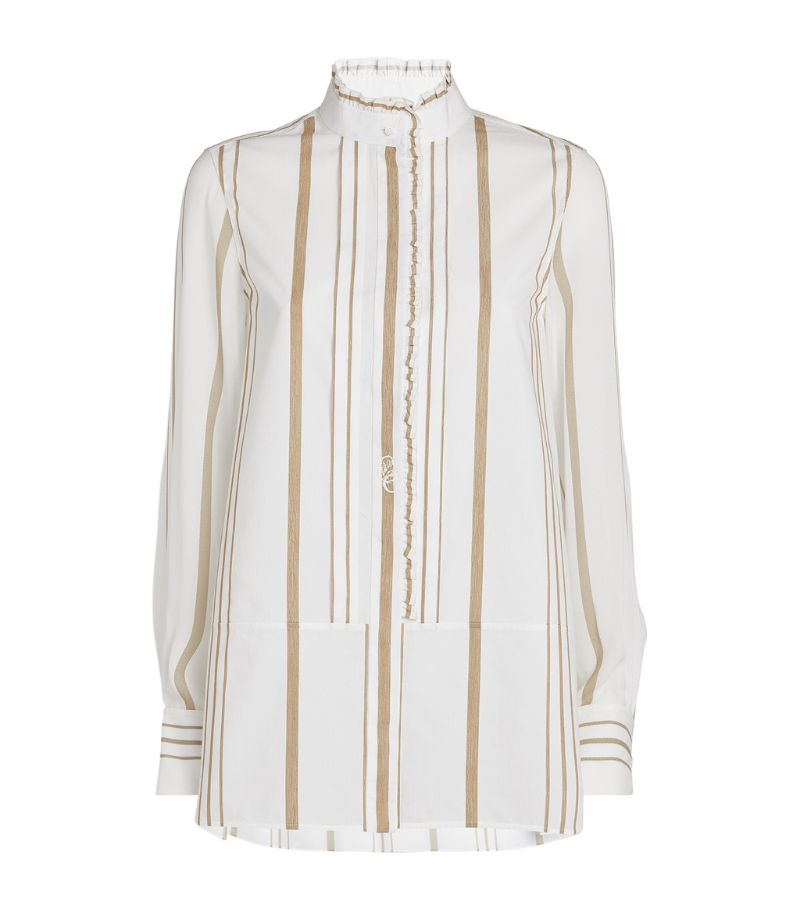 Chloé Striped Shirt