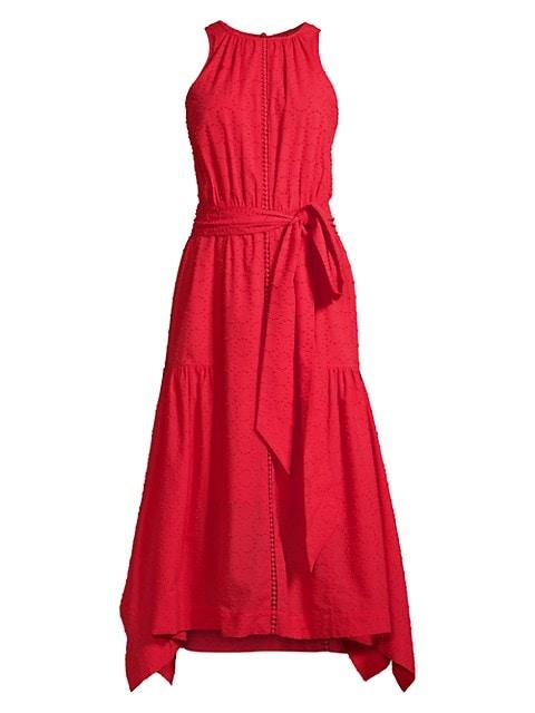 Boho Handkerchief Dress