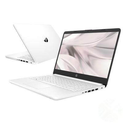 HP 超品 14吋筆電(Pentium 7505/4G/256G SSD/Win10/極地白)