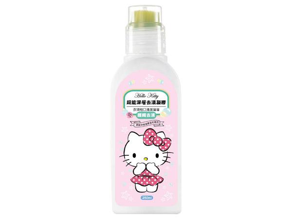 Hello Kitty~深層去漬凝膠(250ml)【D954182】 三麗鷗授權