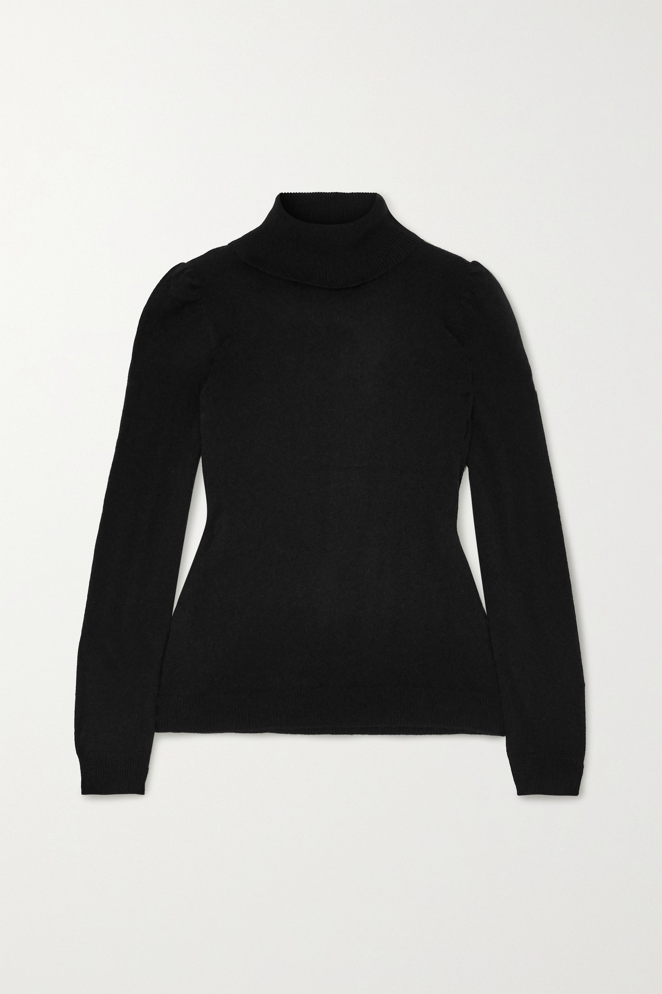 MADELEINE THOMPSON - 羊绒高领毛衣 - 黑色 - small