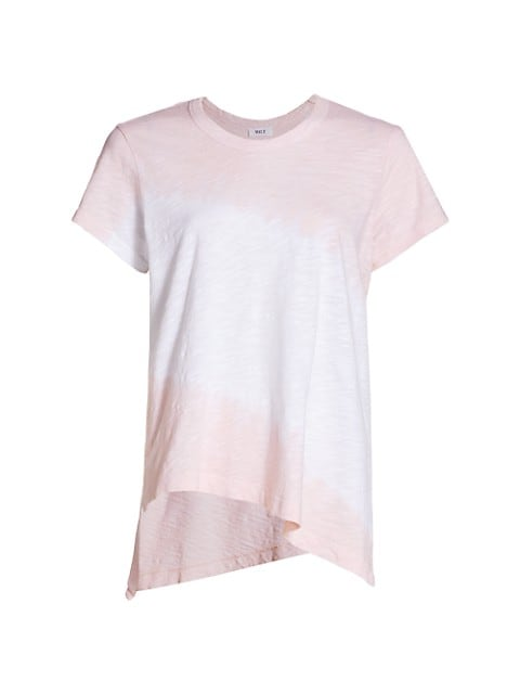 Double Dip High-Low T-Shirt