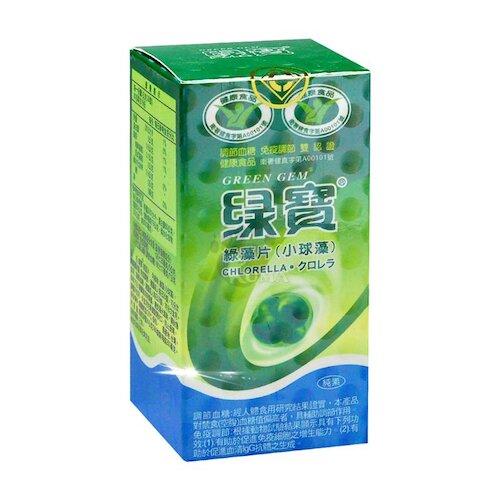 三多 綠寶 綠藻片 360錠/瓶 (1瓶)