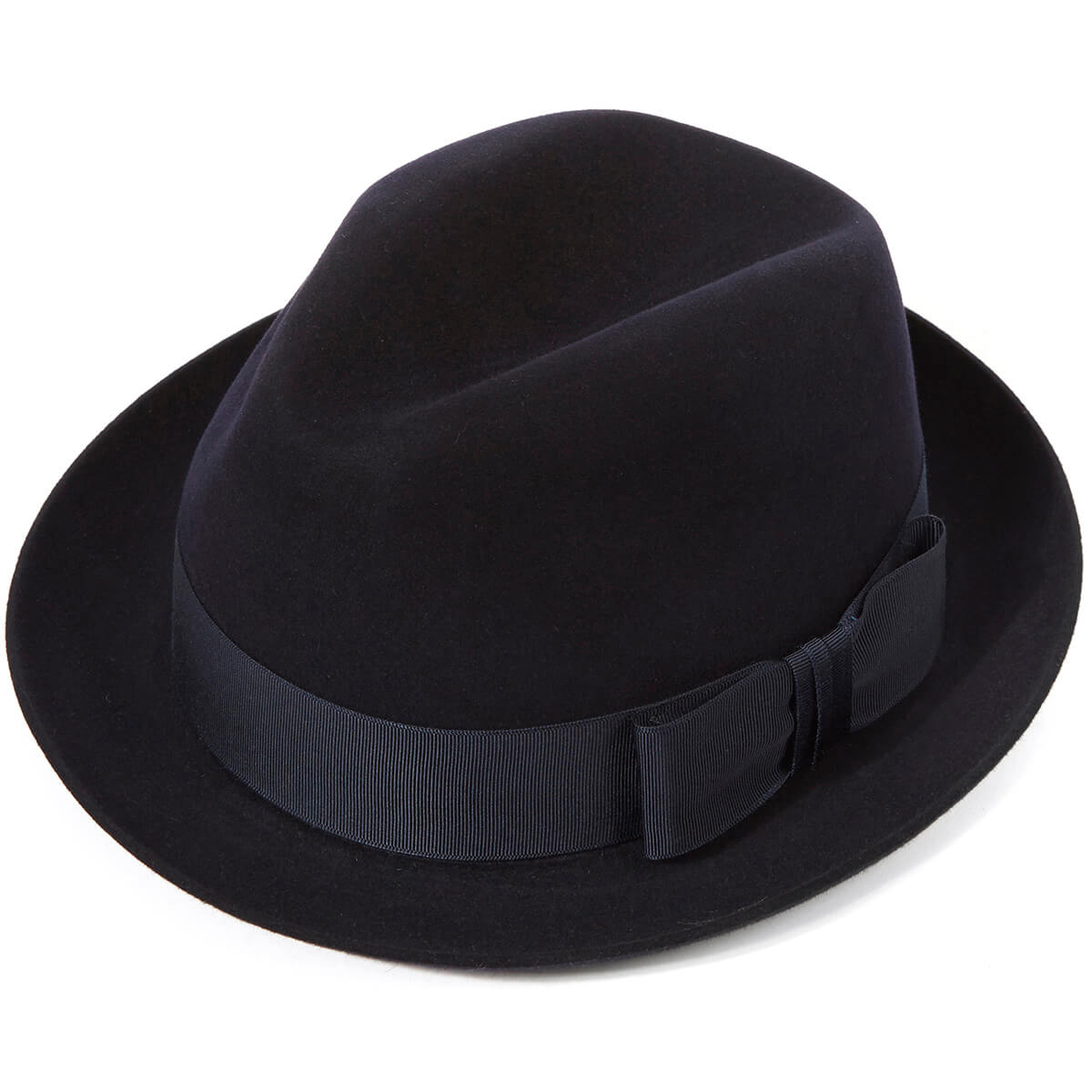 Kent Trilby - DBLUE-Navy in size 61