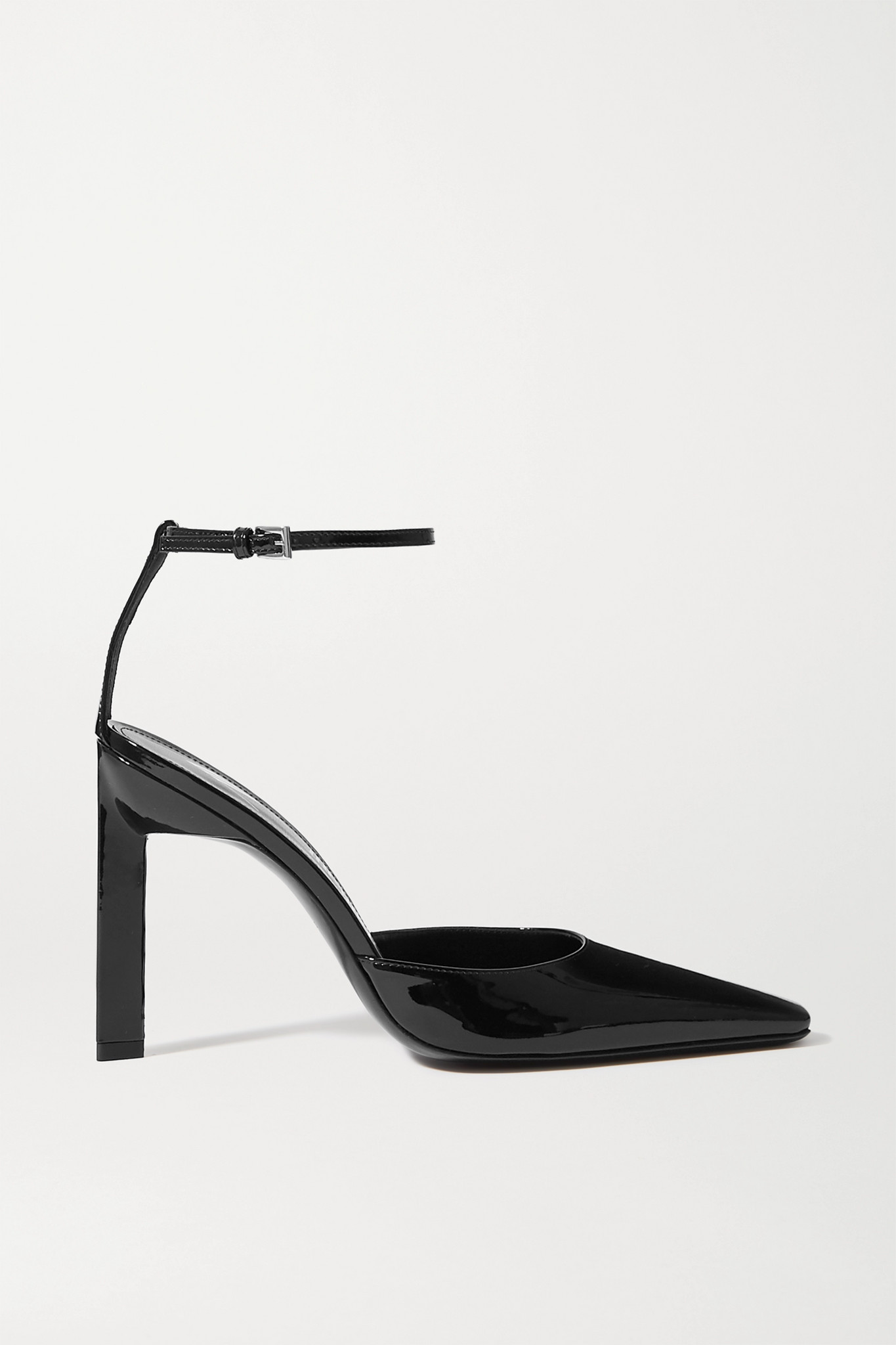 THE ATTICO - Patent-leather Pumps - Black - IT36