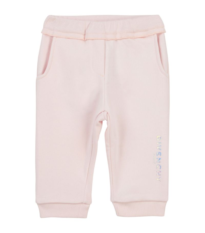 Givenchy Kids Ruffle-Waistband Sweatpants (6-36 Months)