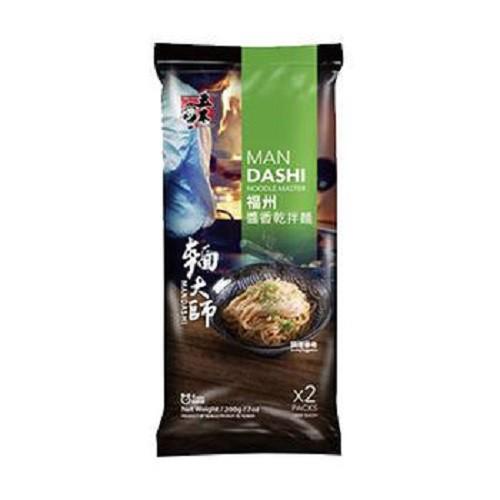 五木麵大師福州醬香乾拌麵200G 超值二入組【愛買】