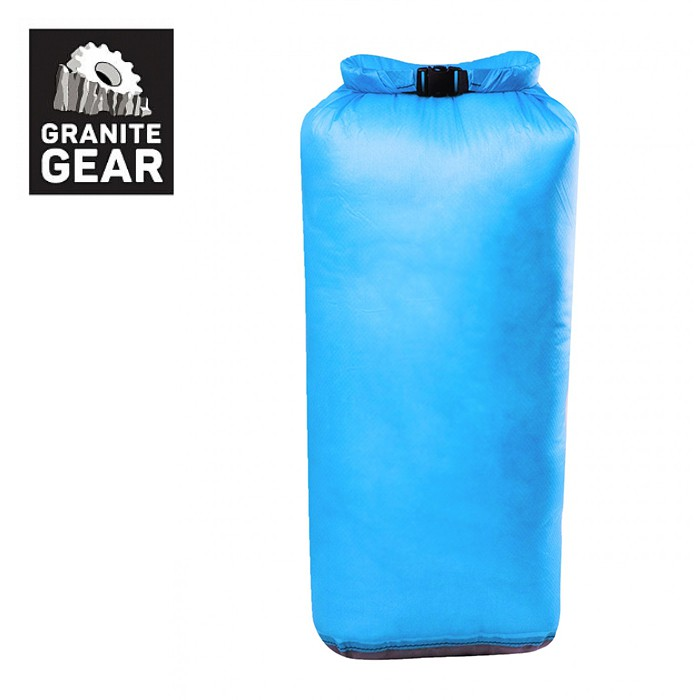 【Granite gear 美國】eVent Sil DrySack 10L 輕量防水收納袋 藍色 (175287)