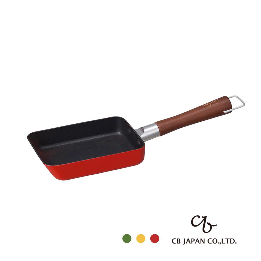 CB Japan COPAN系列迷你玉子燒平底鍋 完美主義【CB009】