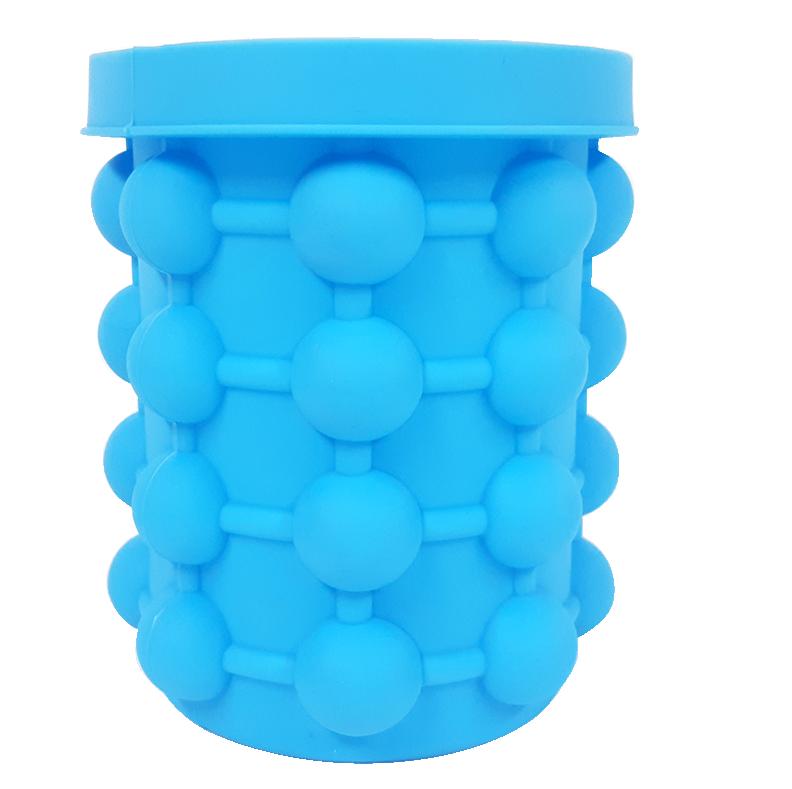橘之屋 矽膠冰桶製冰器 / 一桶多用 製冰 置冰 保冰 皆好用