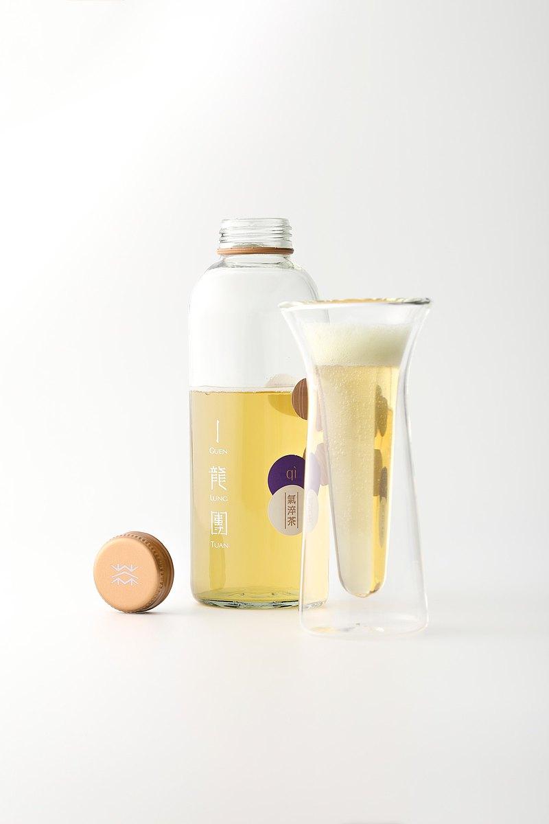 气 - 氣淬茶 | 氣蘊茉莉(茉莉烏龍氣泡茶)450ml